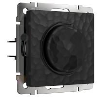 W1242008/ Электроустановочные изделия - Диммер (черный)
