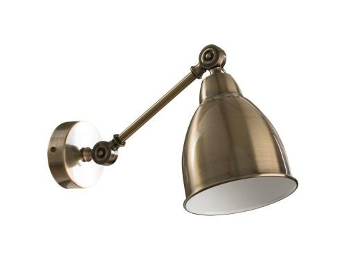 Купить Бра ARTE Lamp A2054AP-1AB| VIVID-LIGHT.RU