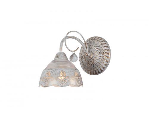 Купить Бра ARTE Lamp A9106AP-1WG| VIVID-LIGHT.RU