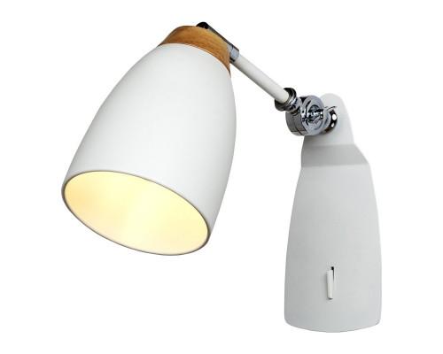 Заказать Бра LOFT IT LOFT4402W-WH| VIVID-LIGHT.RU