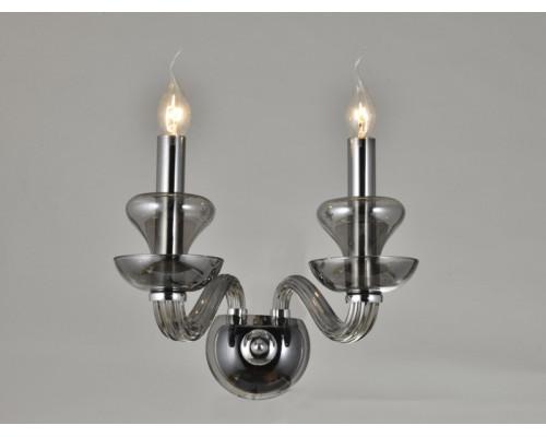 Заказать Бра Newport 1902/A fume| VIVID-LIGHT.RU