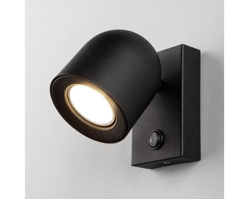 Оформить заказ Бра Elektrostandard Ogma GU10 SW чёрный (MRL 1009)  VIVID-LIGHT.RU