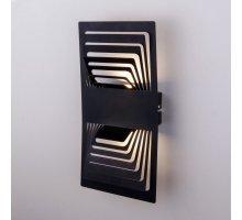 Бра Elektrostandard Onda LED чёрный (MRL LED 1025)