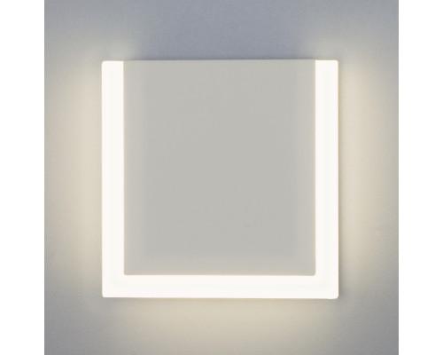 Купить Бра Eurosvet 40146/1 LED белый| VIVID-LIGHT.RU