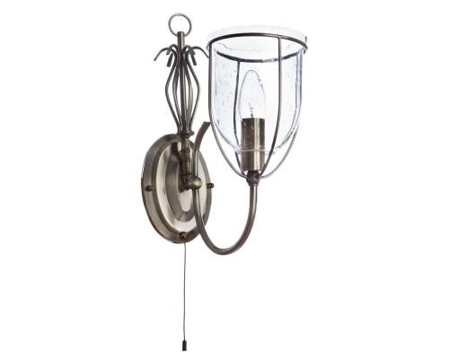 Купить Бра ARTE Lamp A6351AP-1AB  VIVID-LIGHT.RU
