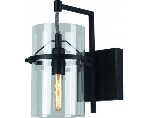 Купить Бра ARTE Lamp A8586AP-1BK  VIVID-LIGHT.RU