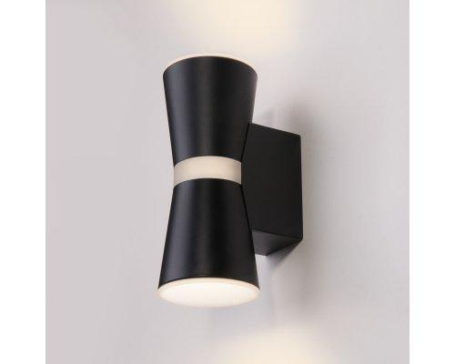 Сделать заказ Бра Elektrostandard Viare LED черный (MRL LED 1003)  VIVID-LIGHT.RU