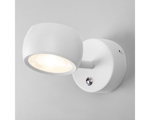 Сделать заказ Бра Elektrostandard Oriol LED белый (MRL LED 1018)  VIVID-LIGHT.RU