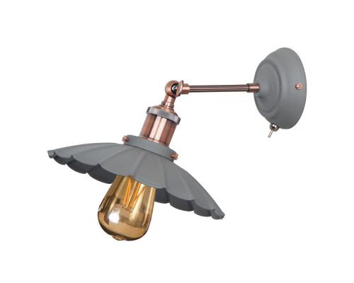 Сделать заказ Бра ARTE Lamp A8160AP-1GY| VIVID-LIGHT.RU