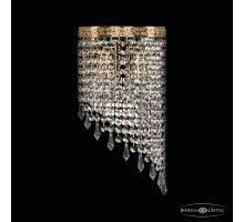 Бра Bohemia Ivele Crystal 83401BR/18IV-34 G Drops