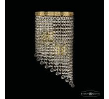 Бра Bohemia Ivele Crystal 83401BR/20IV-43 G Balls