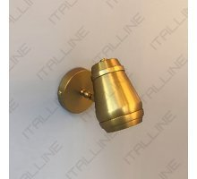 Бра ITALLINE Leo AP 6264 brass