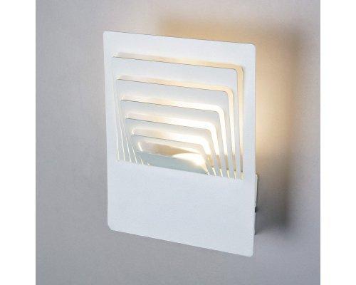 Оформить заказ Бра Elektrostandard Onda LED белый (MRL LED 1024)| VIVID-LIGHT.RU
