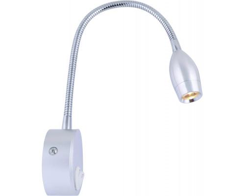 Сделать заказ Бра ARTE Lamp A7005AP-1SS  VIVID-LIGHT.RU