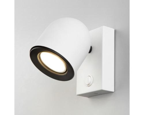 Заказать Бра Elektrostandard Ogma GU10 SW белый (MRL 1009)| VIVID-LIGHT.RU