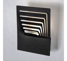 Бра Elektrostandard Onda LED чёрный (MRL LED 1024)