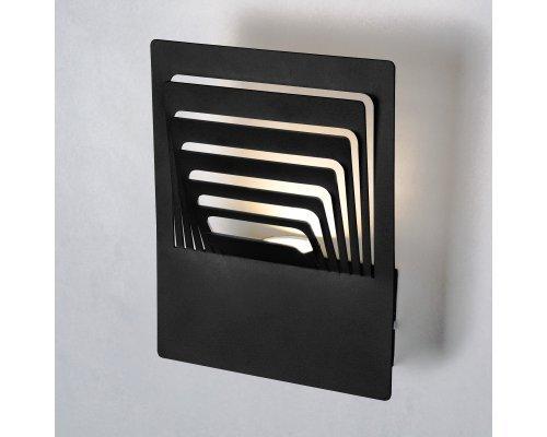 Заказать Бра Elektrostandard Onda LED чёрный (MRL LED 1024)| VIVID-LIGHT.RU