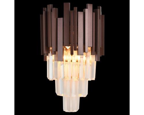 Оформить заказ Бра Natali Kovaltseva VERTIGO 81439/1W COBALT| VIVID-LIGHT.RU