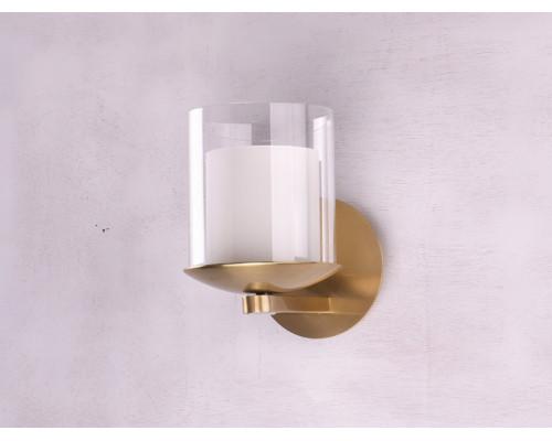 Оформить заказ Бра Newport 35001/A brass  VIVID-LIGHT.RU