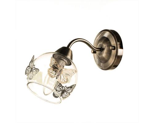Сделать заказ Бра ARTE Lamp A5004AP-1AB| VIVID-LIGHT.RU