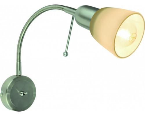 Оформить заказ Бра ARTE Lamp A7009AP-1SS  VIVID-LIGHT.RU