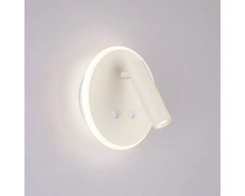 Оформить заказ Бра Elektrostandard Tera LED белый (MRL LED 1014)| VIVID-LIGHT.RU