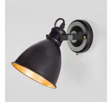 Бра Eurosvet 70112/1 черный