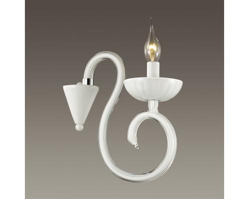 Сделать заказ Бра Odeon Light 3932/1W| VIVID-LIGHT.RU