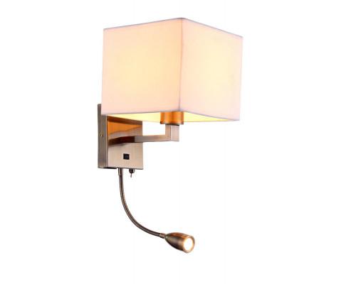 Оформить заказ Бра ARTE Lamp A9249AP-2AB  VIVID-LIGHT.RU