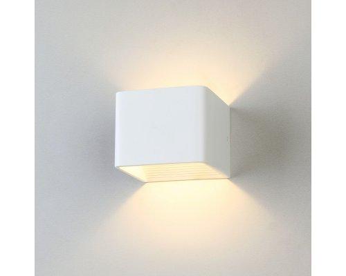 Сделать заказ Бра Elektrostandard Corudo LED белый (MRL LED 1060)  VIVID-LIGHT.RU