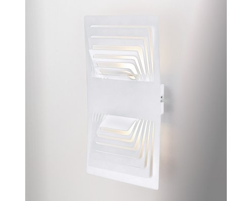 Сделать заказ Бра Elektrostandard Onda LED белый (MRL LED 1025)  VIVID-LIGHT.RU