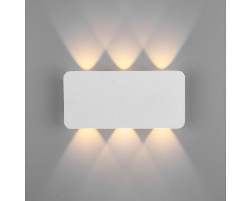 Оформить заказ Бра Eurosvet 40138/1 LED белый  VIVID-LIGHT.RU