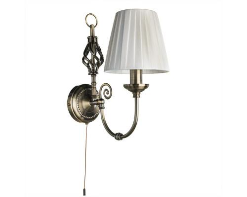 Купить Бра ARTE Lamp A8390AP-1AB| VIVID-LIGHT.RU