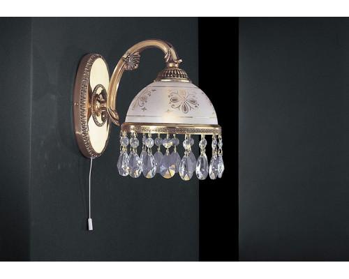 Купить Бра Reccagni Angelo A 6100/1| VIVID-LIGHT.RU