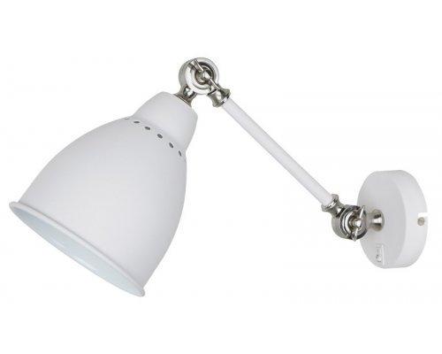 Купить Бра ARTE Lamp A2054AP-1WH| VIVID-LIGHT.RU