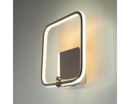 Заказать Бра Eurosvet 90067/1 хром 24W  VIVID-LIGHT.RU