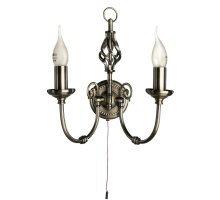 Бра ARTE Lamp A8392AP-2AB