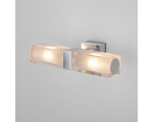 Заказать Бра Elektrostandard Duplex 2x28W хром (1228 AL14)  VIVID-LIGHT.RU