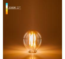 Светодиодная лампа Elektrostandard Mini Classic F 6W 3300K E27 (G45 тонированный) (BLE2751)
