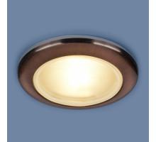 Влагозащищенный светильник Elektrostandard 1080 MR16 RAB медь