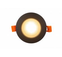 Влагозащищенный светильник Denkirs DK3016-BK