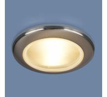 Влагозащищенный светильник Elektrostandard 1080 MR16 CH хром