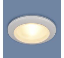 Влагозащищенный светильник Elektrostandard 1080 MR16 WH белый