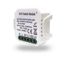 Wi-Fi реле Denkirs RL1002-SM